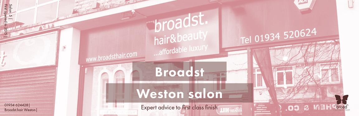 Broadst Weston Salon